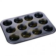 Blaumann tapadásmentes muffin sütőforma 12 részes