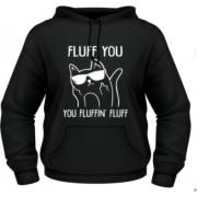 Fluff you - negru - FOL - S