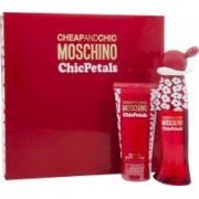 Moschino Cheap & Chic Chic Petals Set de Regalo 30ml EDT + 50ml Loción Corporal