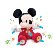 Clementoni - Jucarie Plus Disney Mickey Interactiv