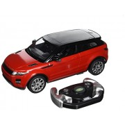 1:14 Scale Range Rover Evoque Electric Rc Car Model (Color: Red)