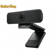 Logitech C925e (960-001076) HD 1080p USB fekete mikrofonos webkamera (2 év garancia)