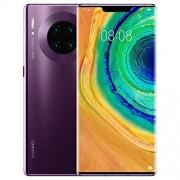 "Huawei Mate 30 Pro Celular de 5G LTE, soporta Google Play, 6.53"", desbloqueado, Versión china, 8 GB 512 GB RAM, púrpura"