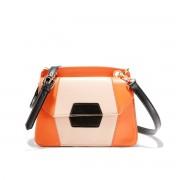 La Redoute Collections Mehrfarbige Handtasche im Vintage-Stil