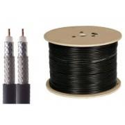 Loh Electronics Anpassat antennkablage LMR195 TWIN-kabel