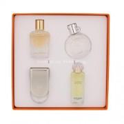 Hermes Mini set 27,5ml Unisex - edt Voyage d´Hermes 5 ml + edt Un Jardin Sur Le Nil 7,5 ml + edp Jour d´Hermes 7,5 ml + edt Eau des Merveilles 7,5ml