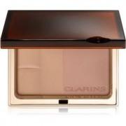 Clarins Bronzing Duo Mineral Powder Compact Mineral Bronzing Powder Shade 01 Light 10 g
