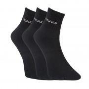 Head 3PACK ponožky HEAD černé (751003001 200) L