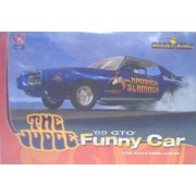 1969 Pontiac GTO Judge Funny Car Flip by Model King