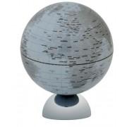 Emform Andromeda politisch white Magnet Design Globus 25cm weis englisch SE-0911