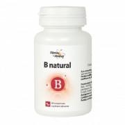 Vitamina B Natural 60cpr Dacia Plant
