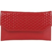 Dice Party Red Clutch