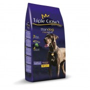 Crown TRIPLE CROWN TITAN DOG MAXI ADULT 15 KG.