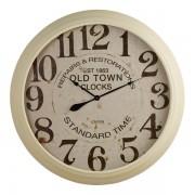 Oak Furnitureland Clocks - Standard Wall Clock - Oak Furnitureland