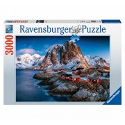 Puzzle Hamnoy, 3000 piese