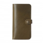 【SALE 50%OFF】ズッケロ フィラート zucchero filato zucchero filato/ズッケロ フィラート カウレザーアイフォンケース 6,6s,7,8 (グリーン) レディース