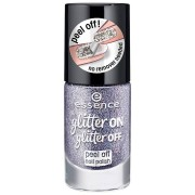 Essence Nr. 05 - Starlight Express Glitter On Glitter Off Peel Off Nagellack 8ml