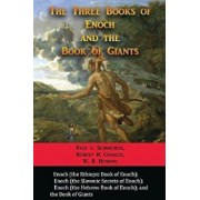 The Three Books of Enoch and the Book of Giants, Paperback/***