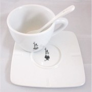 Set Ceasca Espresso cu lingurita
