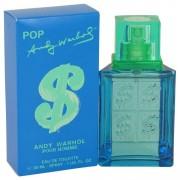 Andy Warhol Pop Eau De Toilette Spray 1 oz / 29.57 mL Men's Fragrances 538932