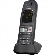 Gigaset E630 HX DECT slušalica Crna
