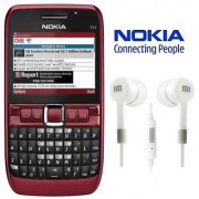 Nokia E63 / Good Condition/ Certified Pre Owned (6 months Warranty) with IMI Earphone