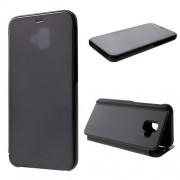 Husa Flip Cu Stand Samsung Galaxy J6 Plus Neagra
