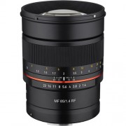 Samyang 85mm f/1.4 MF Lens for Canon RF Mount