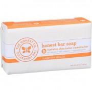The Honest Company Honest Bar Soap - Tangerine Vanilla - 5 oz
