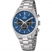 Reloj F16820/6 Plateado Festina Hombre Timeless Chronograph Festina