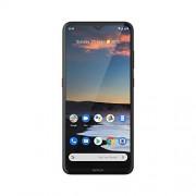 Nokia 5.3 Smartphone Totalmente Desbloqueado con Pantalla HD de 6,6 Pulgadas, cámara Quad con tecnología IA y Android 10, carbón, 2020 (AT&T/T-Mobile/Cricket/Tracfone/Simple Mobile)