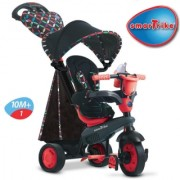 Smart trike tricikl Boutique Red sa korpom 4 u 1
