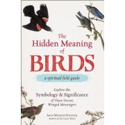 Hidden Meaning of Birds--A Spiritual Field Guide - Explore the Symbology and Significance of These Divine Winged Messengers (9781507210260)