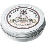 Mr Bear Family Woodland cera para bigode 30 ml