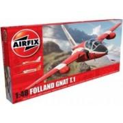 Kit constructie Airfix avion Folland Gnat