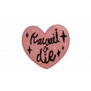 Frilly Pops Kawaii or Die - sticker