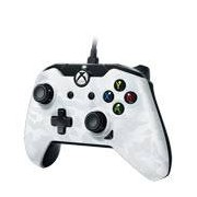 Microsoft Wired Controller for Xbox One - White Camo