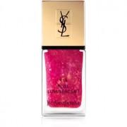 Yves Saint Laurent La Laque Couture esmalte de uñas tono 113 Rose Luminescent 10 ml