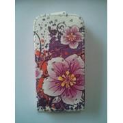 Fashion case кожен калъф за Apple iPhone 5/5S 03