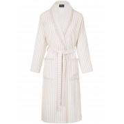 Cawö Große Größen - Velours-Mantel mit Schalkragen