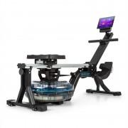 Capital Sports Flow M1, vízi evezőgép, 80 cm, összecsukható, LCD kijelző, acél, fekete (CSP5-FlowM1)