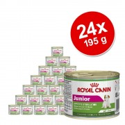 Pack Ahorro: Royal Canin 24 x 195 g - Mini Junior