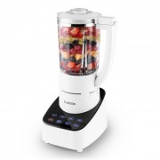 Touch & Go Mixer 1,5 l Caraffa In Vetro 700W Bianco