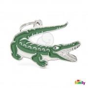 My Family kulcstartó - Wild Krokodil 1 db (Z033)