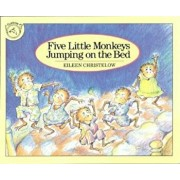 Five Little Monkeys Jumping on the Bed, Paperback/Eileen Christelow