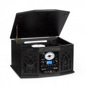 Auna NR-620 stereoanläggning skivspelare MP3-inspelning