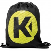 Kempa Turnbeutel CAUTION GYM BAG - schwarz/fluo gelb