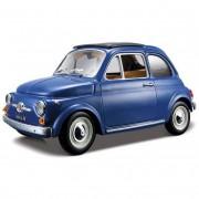Bburago modello fiat 500 1965 22098