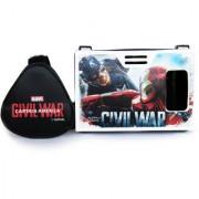 Official Marvel Civil War(Captain America/Iron Man) Super Soldier Vs Golden Avenger (VR Headset)