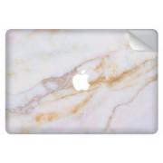 Marmer design sticker voor de MacBook Pro Retina 13.3 inch (2013-2015)